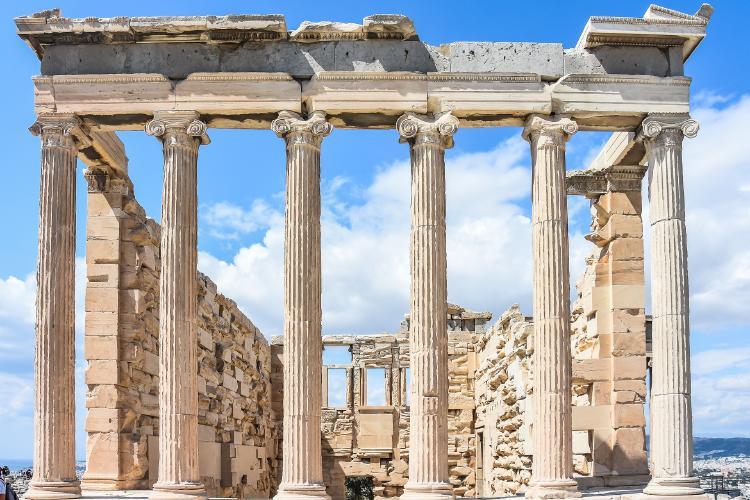 Atletas desnudos y mucho vino: así eran los Juegos Olímpicos en la antigüedad
