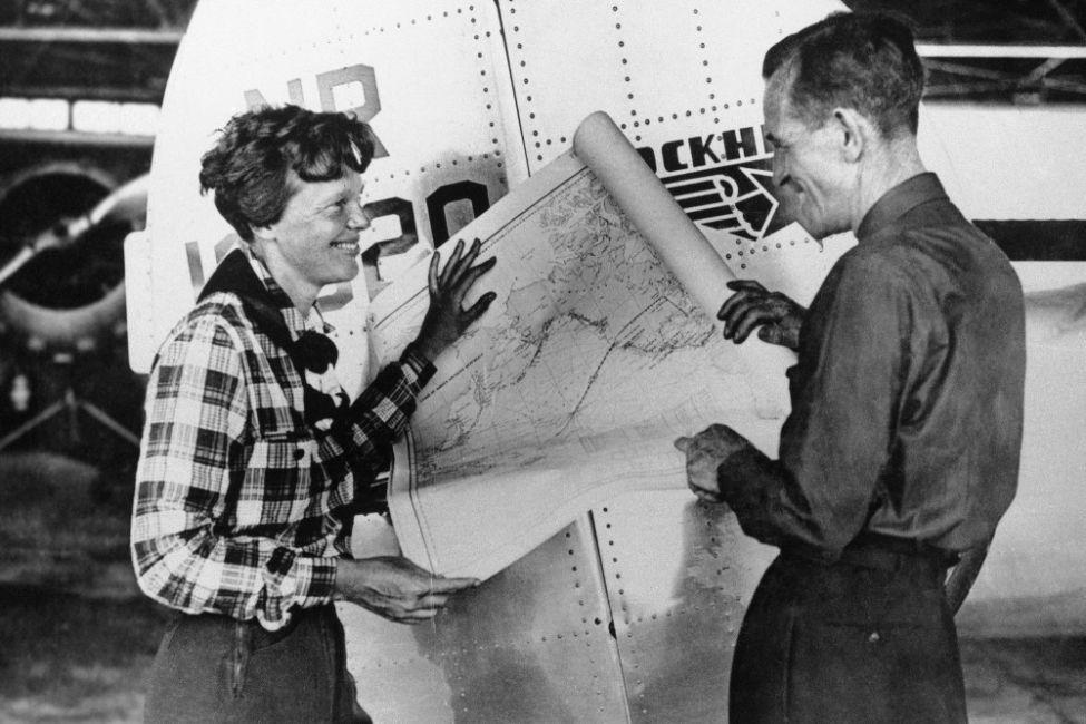 Los datos revelaron que los huesos tienen más similitud con Amelia Earhart que con el 99% de los individuos de la muestra