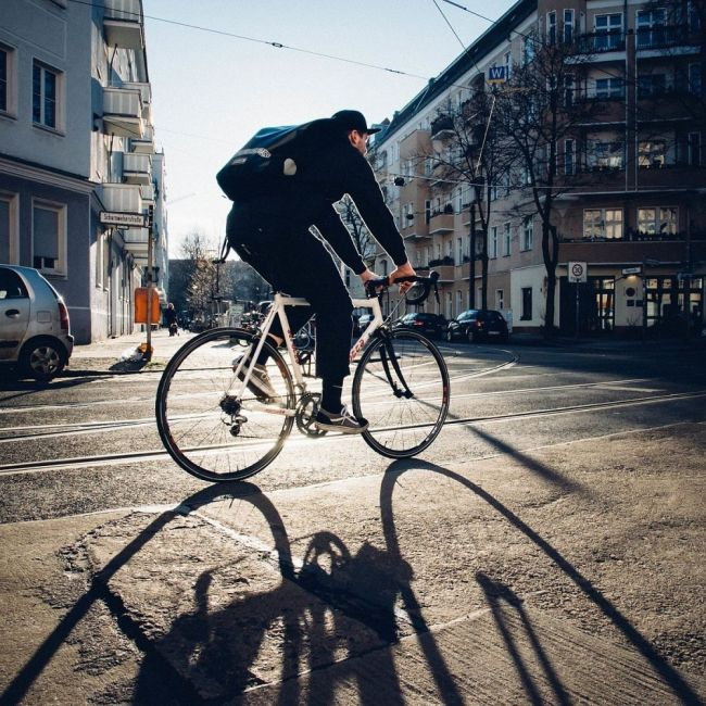 bicicleta berlín