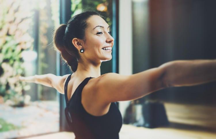 yoga feliz
