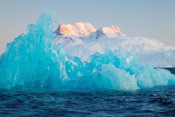 Con perlas de vidrio piensan cubrir el Ártico para evitar el deshielo