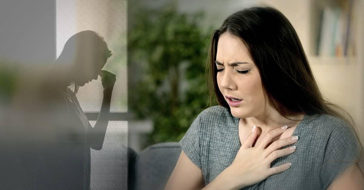 Estos son los síntomas de que sufrirás un ataque de ansiedad y cómo puedes evita