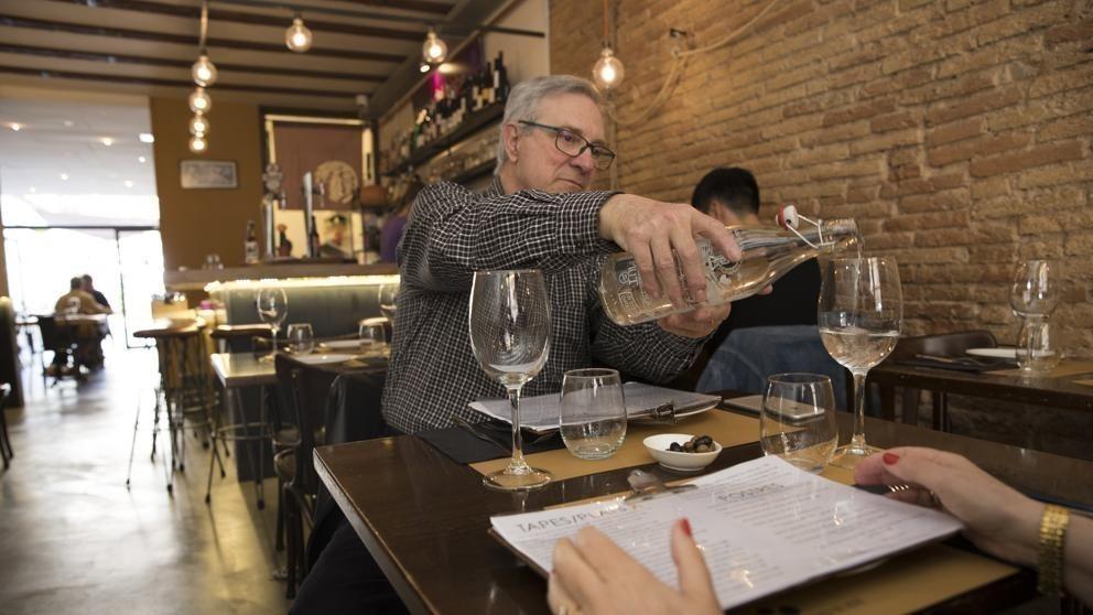 España promueve el uso de agua no envasada