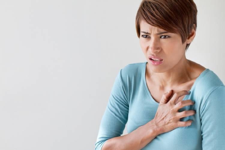 Síntomas de un ataque de pánico