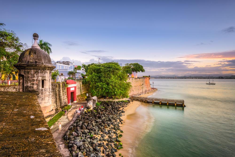 Un recorrido por la costa norte de la fascinante isla de Puerto Rico