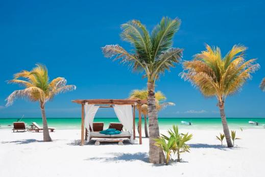 playas de México Holbox