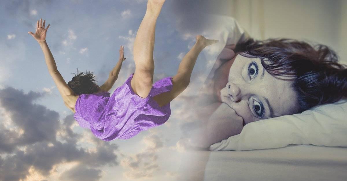 ¿Por qué a veces nos dan sacudidas cuando dormimos?