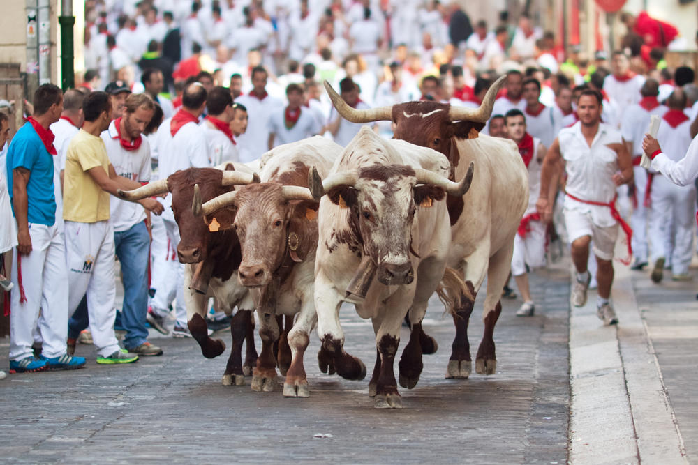 Por segundo año consecutivo cancelan los Sanfermines en Pamplona