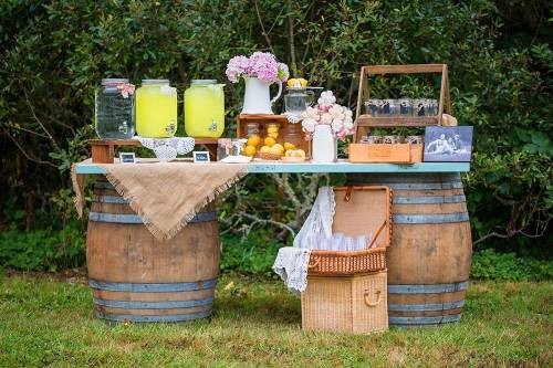 12 ideas para decorar reutilizando barriles