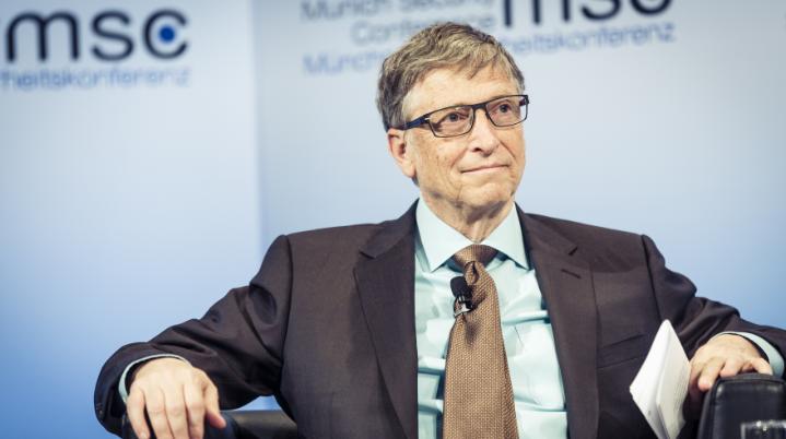 Bill Gates anunció que todos los países ricos deberían comer carne sintética