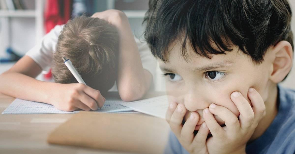 TDH y TDA: Qué son y cómo se sienten esos niños