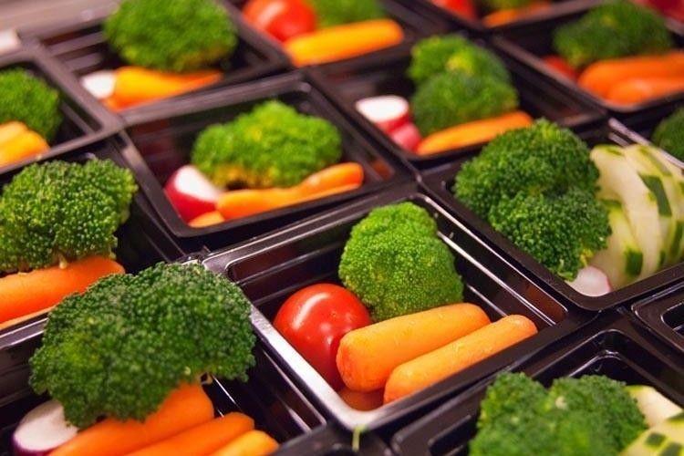 alimentación sana verduras