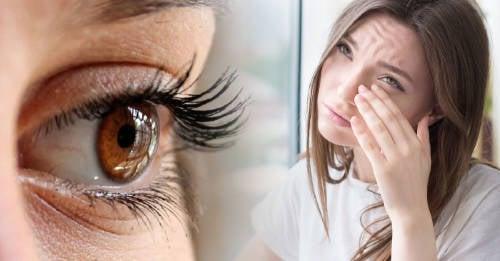 Si a veces sientes que te tiembla el párpado del ojo tienes que saber esto