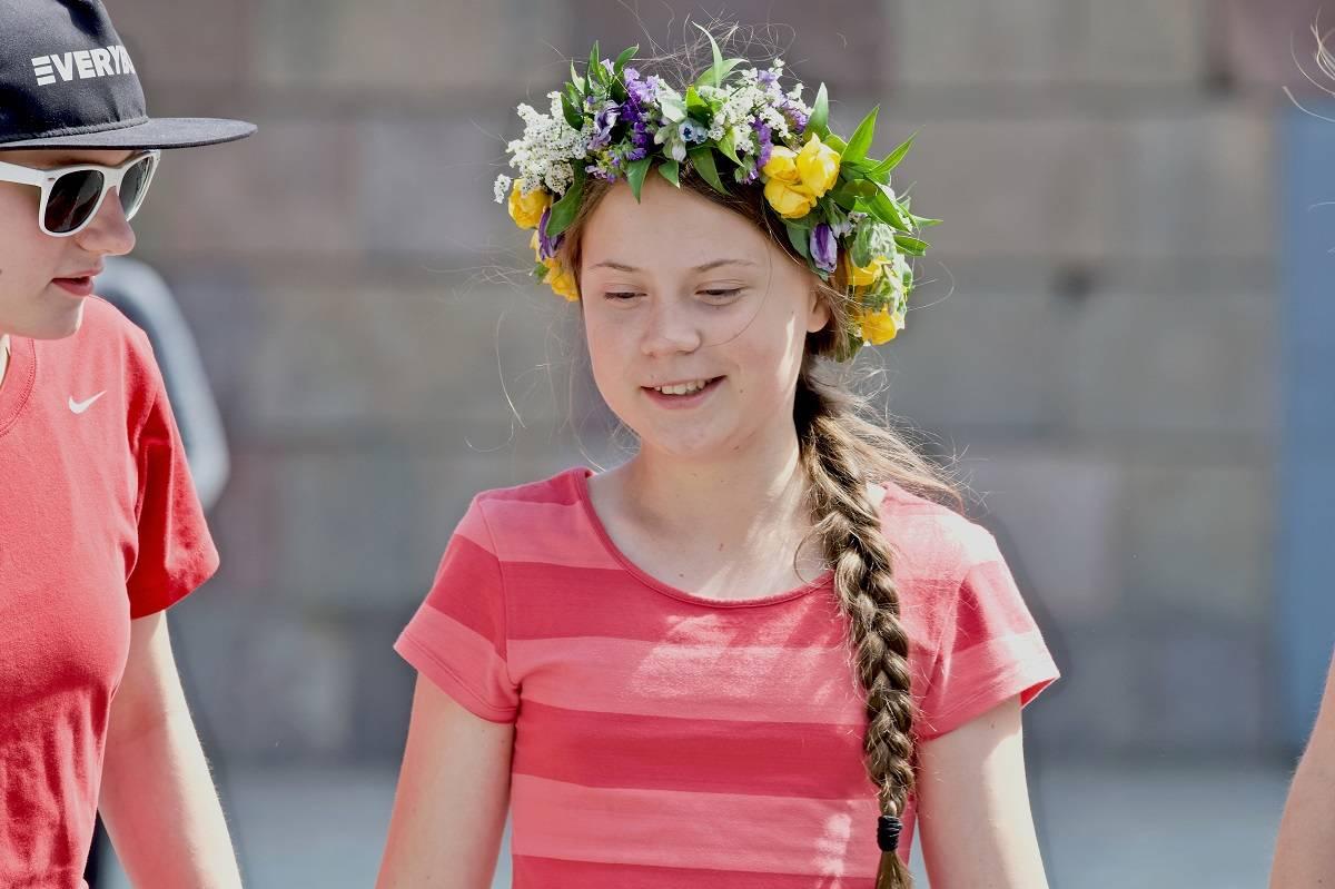 Frases destacadas de Greta Thunberg en su lucha contra el cambio climático