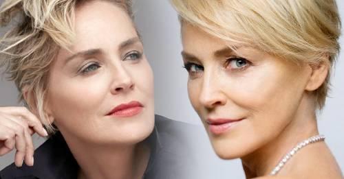 Estos son los trucos de belleza de Sharon Stone para verse siempre joven