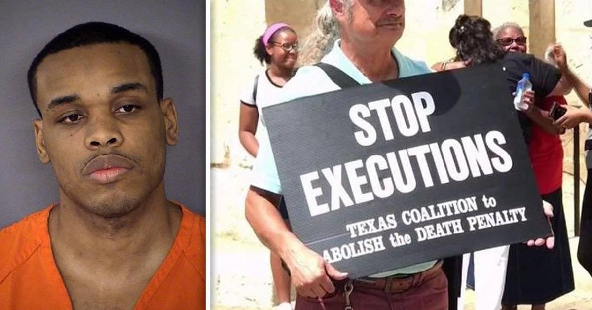Un hombre inició una campaña para detener la pena de muerte del asesino de su padre. Pero lo ejecutaron igual