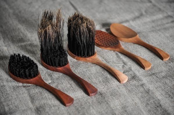cepillos viejos