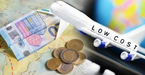 La ingeniosa idea de un joven para no pagar el equipaje de mano en un vuelo low cost