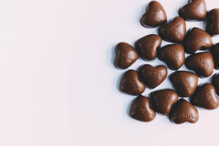 Chocolate: uno de los alimentos con menos de 50 calorías