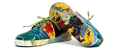 Zapatillas hechas con basura: un proyecto para pensar nuestra huella ambiental