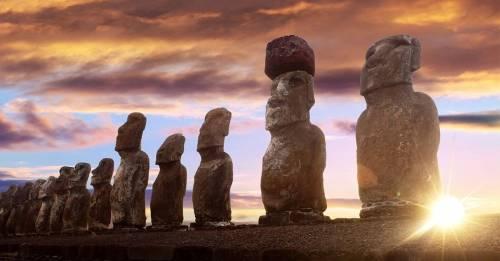 El misterio de la Isla de Pascuas al fin parece estar resuelto