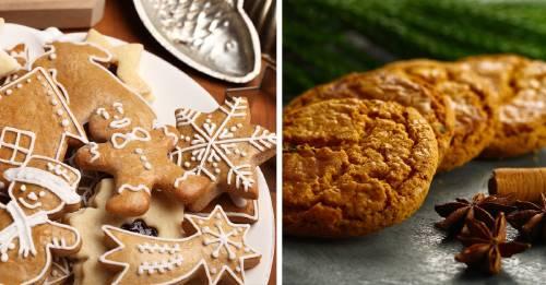 4 recetas de galletas veganas para navidad