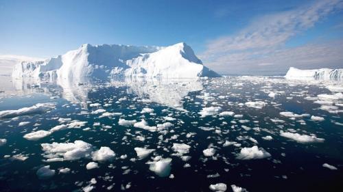 El hielo marino del Ártico podría desaparecer para el año 2035