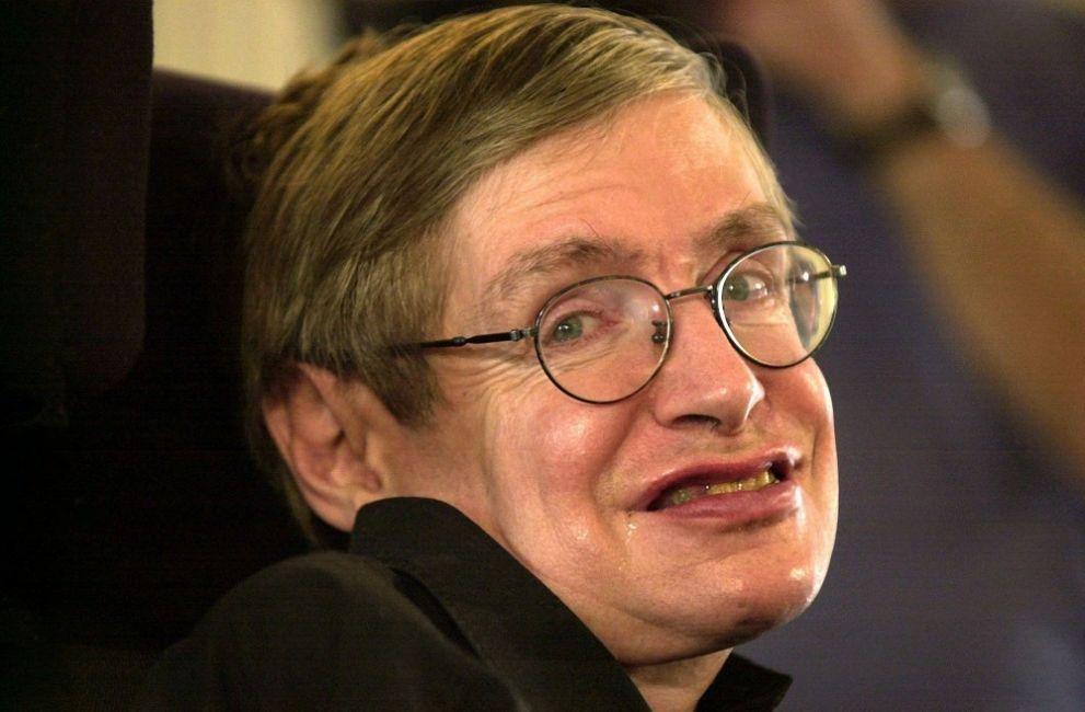 Stephen Hawking organizó una fiesta en  la Universidad de Cambridge