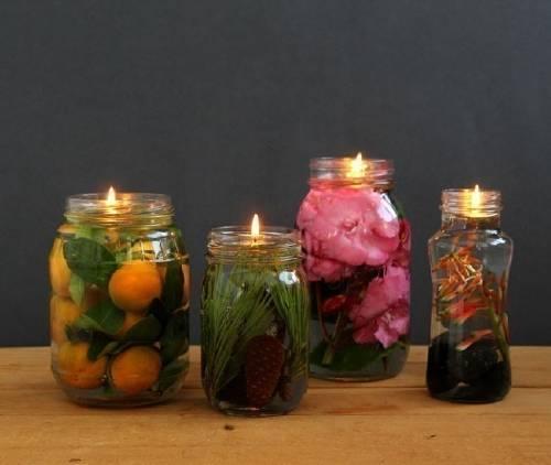 Cómo Hacer Lámparas Aromáticas Naturales Con Aceite Bioguia
