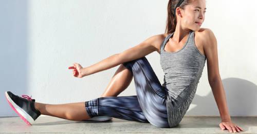 3 ejercicios para fortalecer los flexores de cadera y disminuír dolores de espalda baja