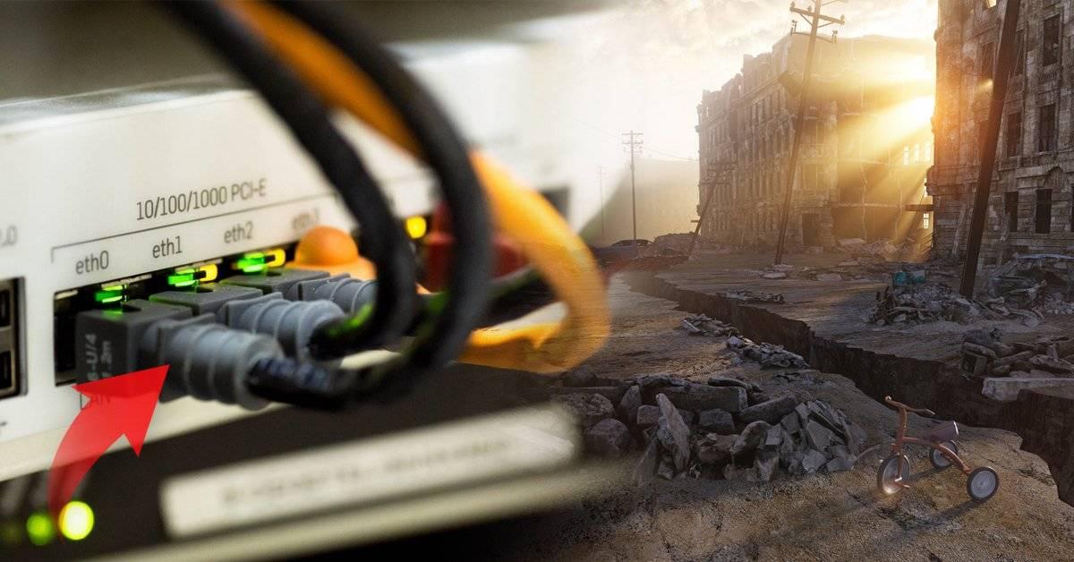 Esta es la relación oculta de los cables de internet con los terremotos