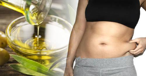 ¿Es cierto que tomar aceite de oliva en ayunas sirve para adelgazar?