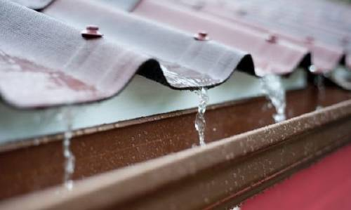 Cómo construir un recolector de agua de lluvia