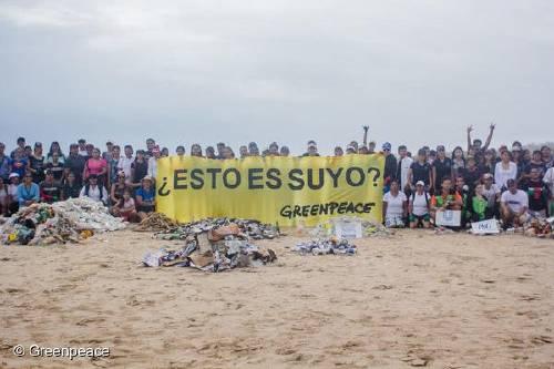 La basura plástica de los océanos tiene dueño y sí, son las marcas