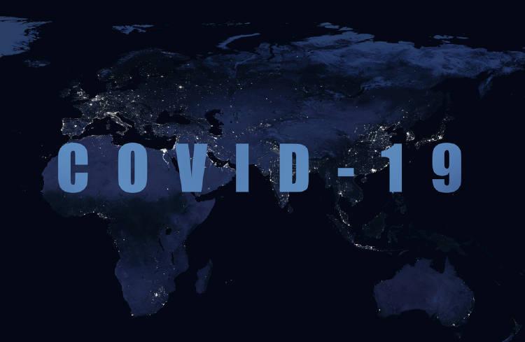 covid mapa