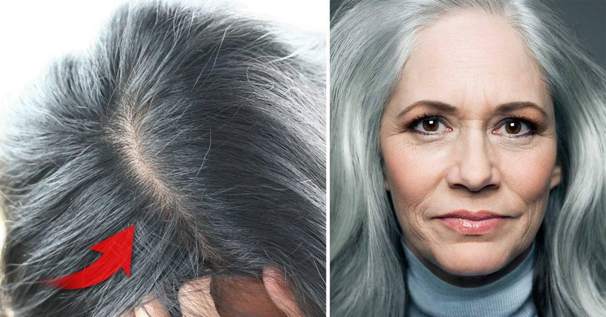 Cabello gris: motivos por los que aparece y cómo cuidarlo si lo quieres llevar natural