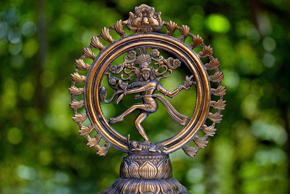 Shiva, imagen de la dinámica unidad del universo