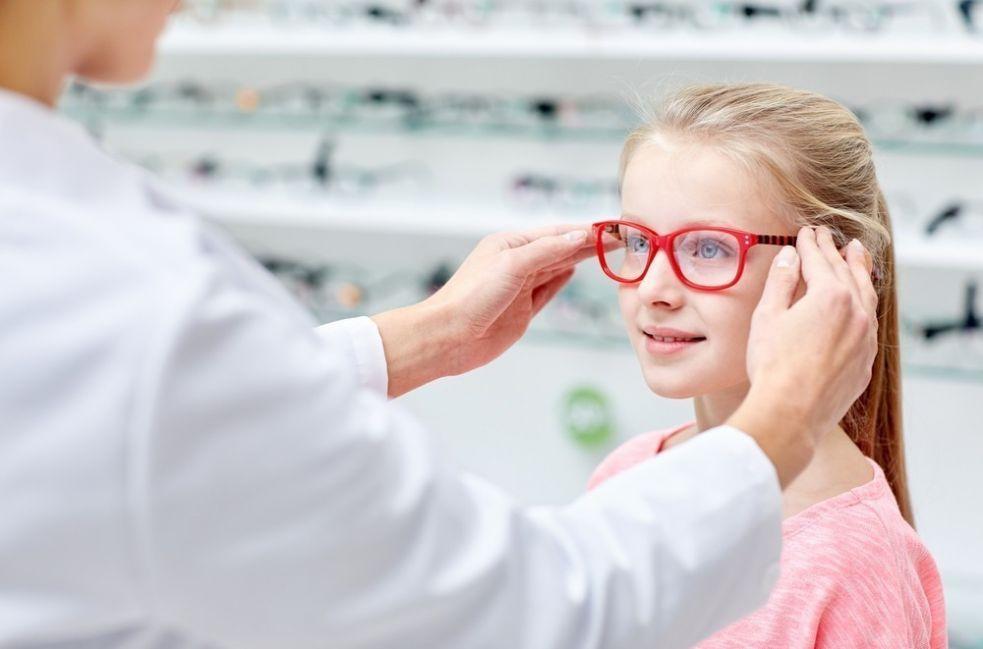 detectar si un niño no ve bien