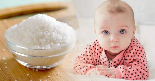 Esta bebé nunca ha consumido azúcar, y a los 4 años así se ve