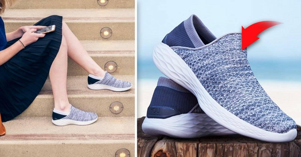 Un calzado innovador que te permitirá ahorrar espacio, dinero y energía mental