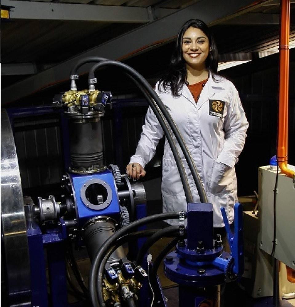 Inventan en Chile un generador que produce energía a partir de la fuerza de l..