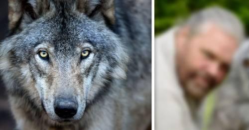 Este hombre es el verdadero hombre lobo
