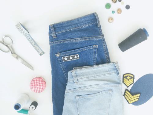 Jeans: Cómo reparar y personalizar la prenda más versátil