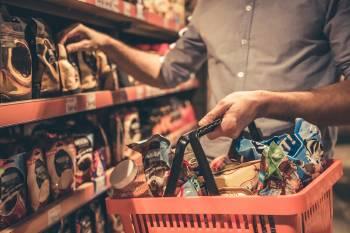 gondola supermercado