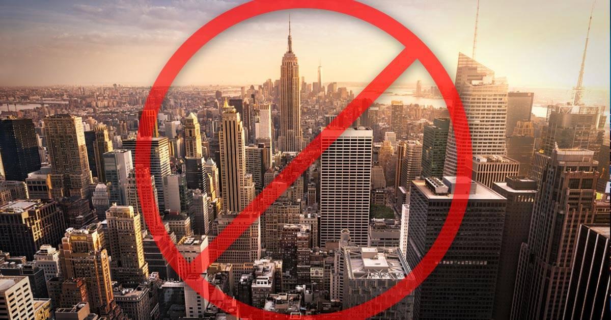Por qué Nueva York prohibirá los rascacielos de vidrio y acero