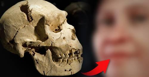 Reconstruyeron el rostro del fósil humano más antiguo de América