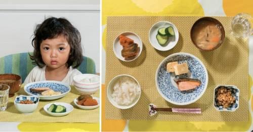 Esto es lo que desayunan los niños alrededor del mundo: ¿es lo que deberían..