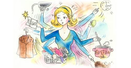 Ser manager del hogar, un trabajo invisible que realizan la mayoría de las mujeres