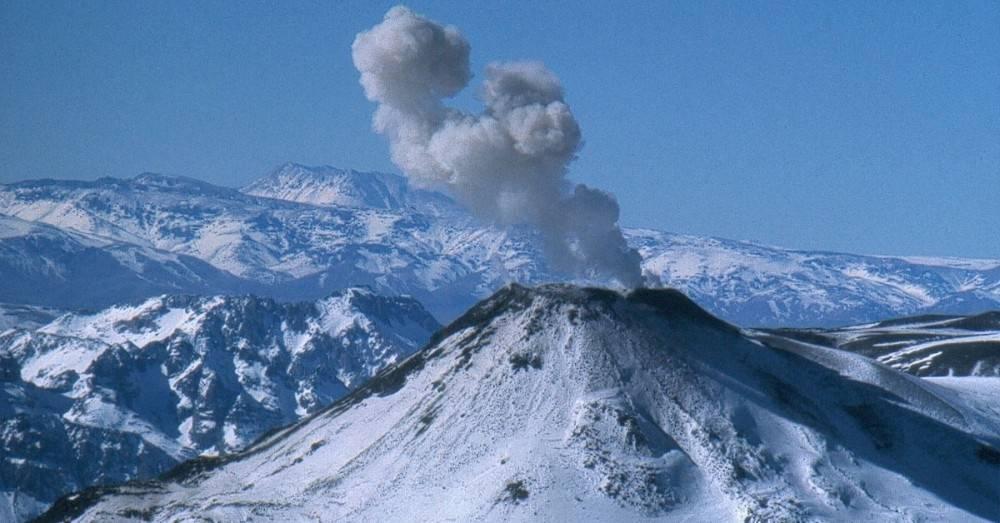 Alerta naranja en Chile: un volcán podría hacer erupción