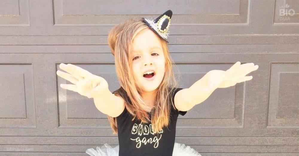 La pequeña y valiente  bailarina que rompe todos los estereotipos de la pará..